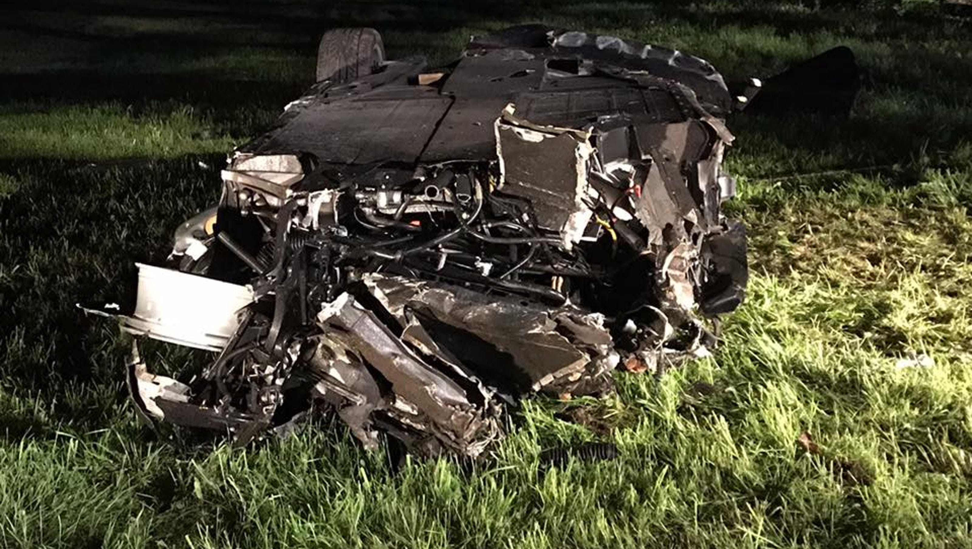 Bedford Teen charged with DWI in Ferrari crash