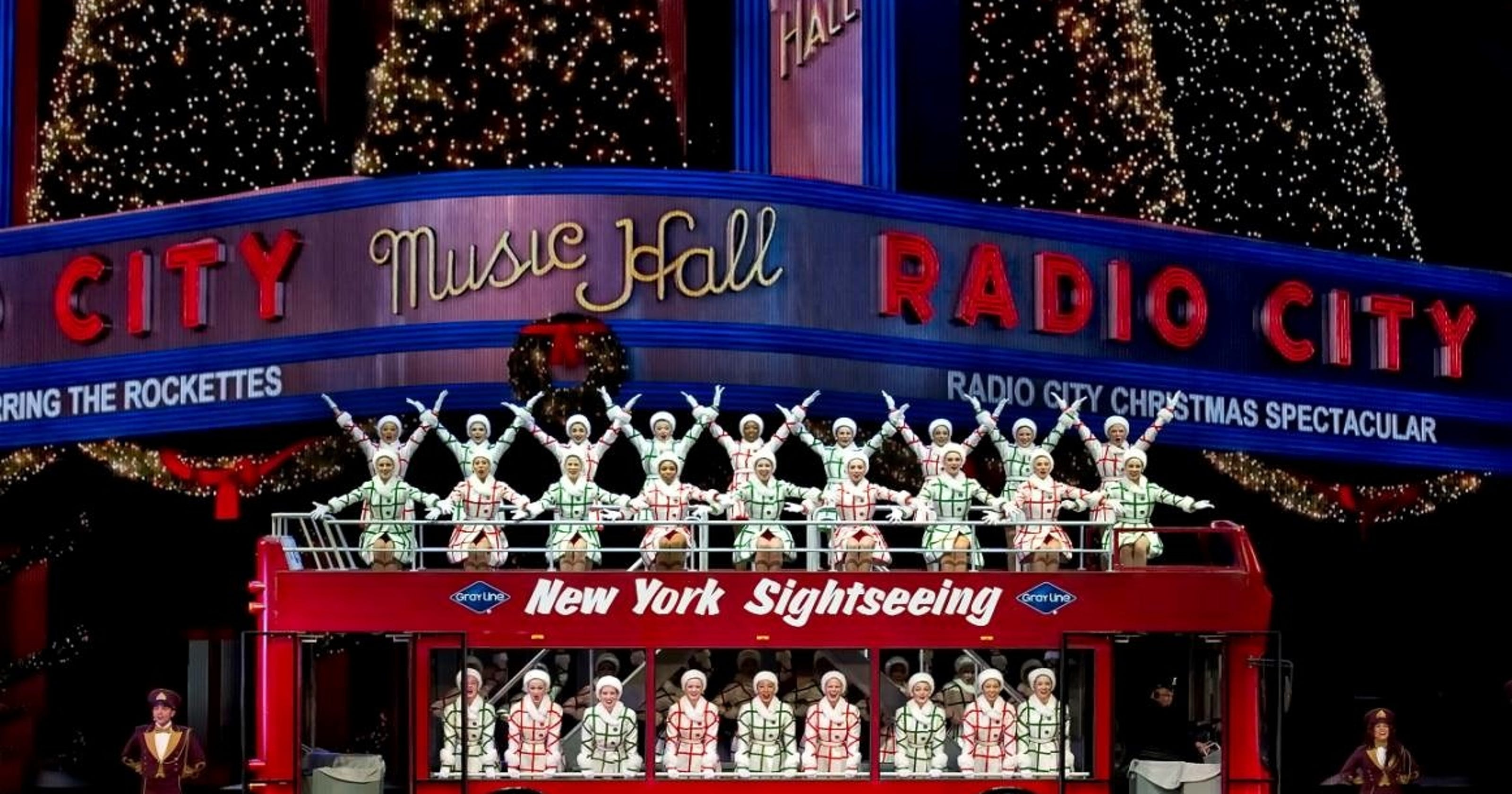 Radio City Christmas Spectacular Tickets.Christmas Shows To See Radio City Christmas Spectacular