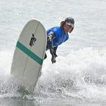 Brevard surf report for weekend of April 27-29
