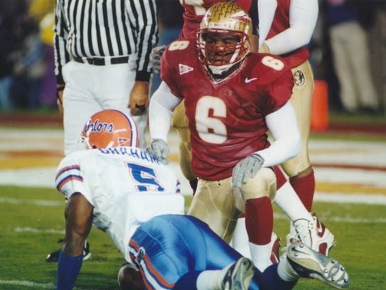 Derrick Gibson signed with FSU out of Miami Killian.