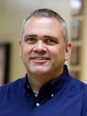 Joseph Moylan, principal at Oconomowoc High School,