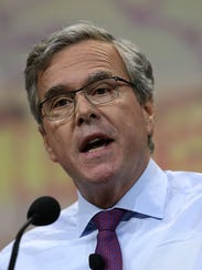 Jeb Bush, precandidato republicano.