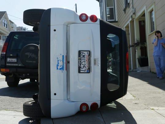 AP CORRECTION Smart Car Van