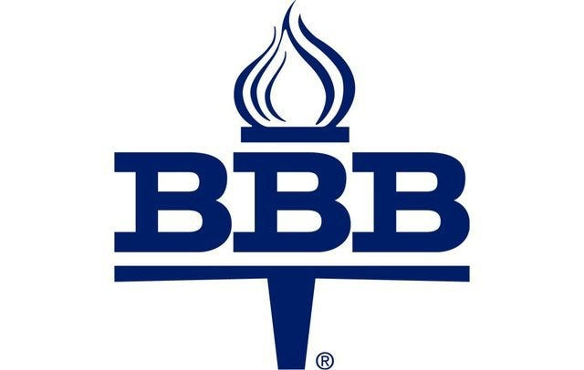 beware of scammers impersonating the better business bureau rh courierpress com better business logo eps better business logo vector