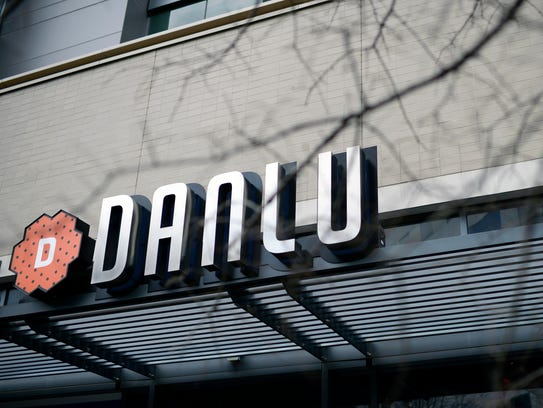 Danlu in University City Philadelphia. The restaurant's name, according to Chef Patrick Feury, means nectar in Cantonese, fitting considering the fact that Nectar is Feury's elegant Asian-inspired, French-infused restaurant in Berwyn, Pennsylvania.