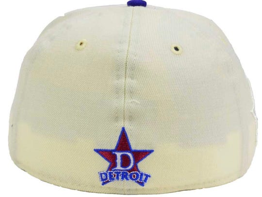 bf36dfff3b735 A Detroit Stars baseball hat is being produced by LIDS