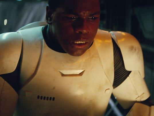 Stormtrooper Boyega