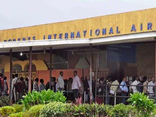 AP Liberia Ebola