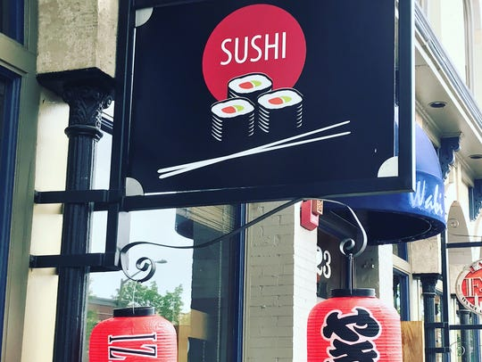 Sushi Zensai has opened in Old Town Fort Collins out