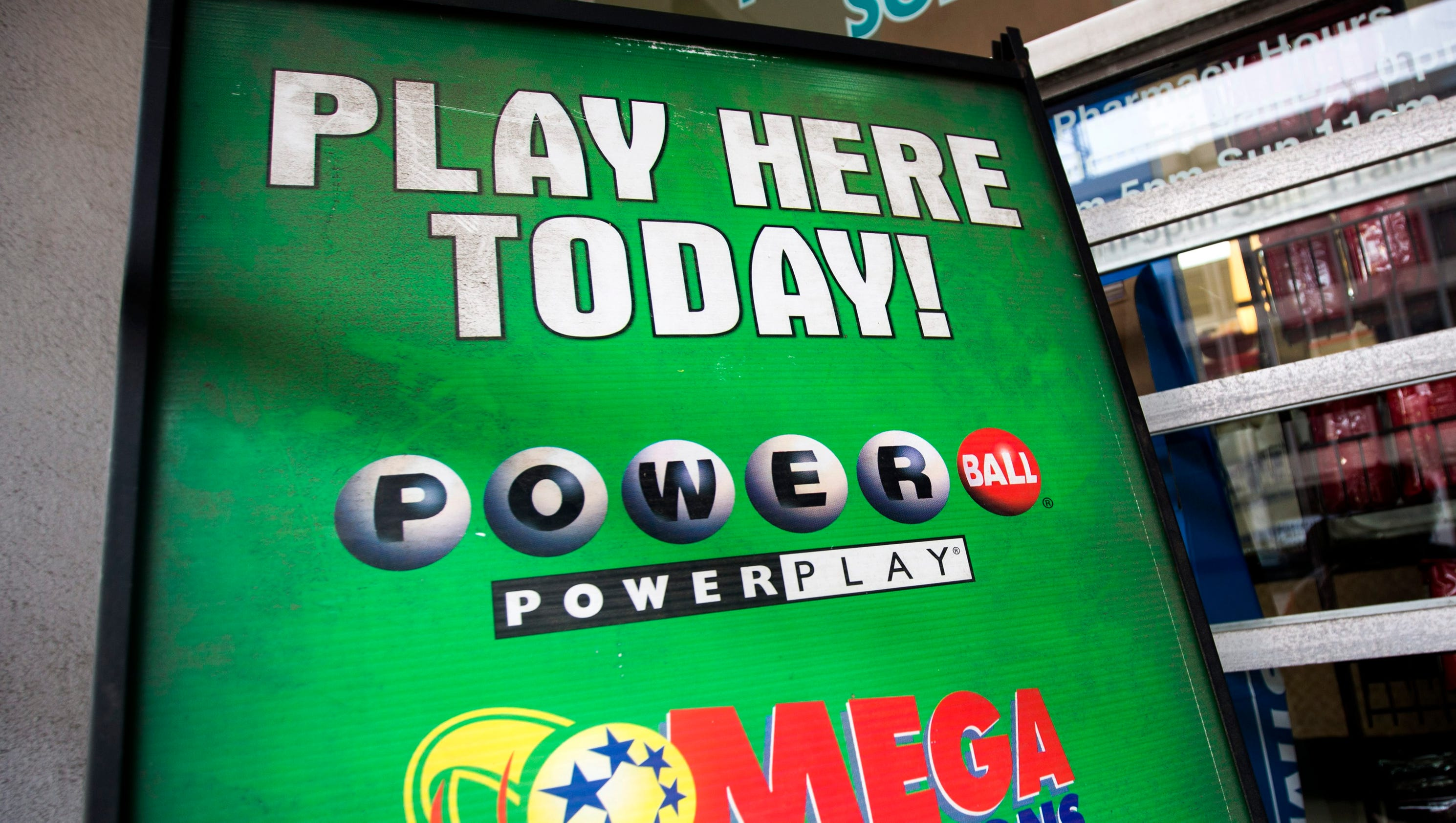 Lottery Usa Powerball