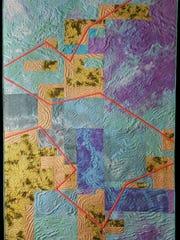 """Island Hopping"" by Deirdre McConathy."