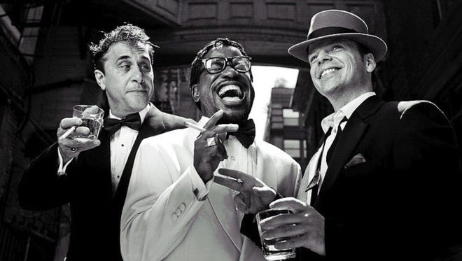 """Swinging With The Rat Pack"" invokes the spirits of Dean Martin, Sammy Davis Jr. and Frank Sinatra on Oct. 15 in Norwich."