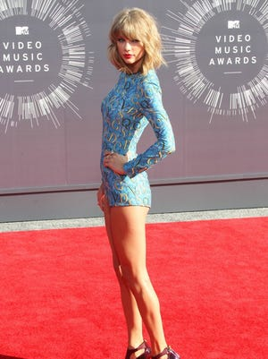 Taylor Swift at MTV's Video Music Awards