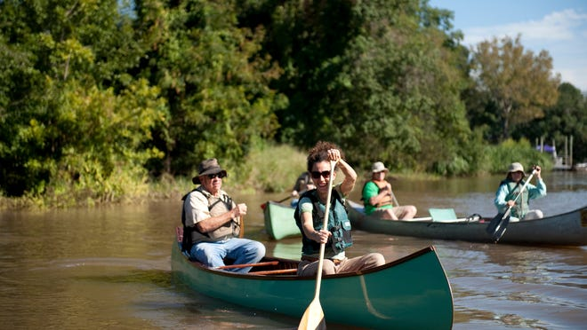 For those who may not be ready to venture out on their own with the paddle trail app, the Bayou Vermilion District offers bi-weekly paddle lessons and guided trips for beginner, intermediate and advanced paddlers.