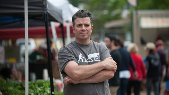 Todd Fuller is chef/partner of the Farm and Fisherman