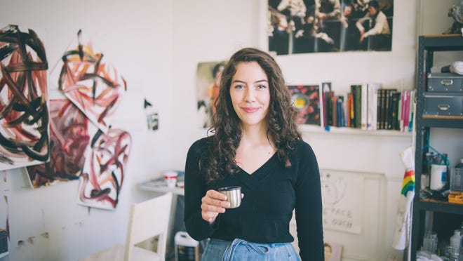 Artist Julie Leidner has won the 2015 Mary Alice Hadley Prize for Visual Art.