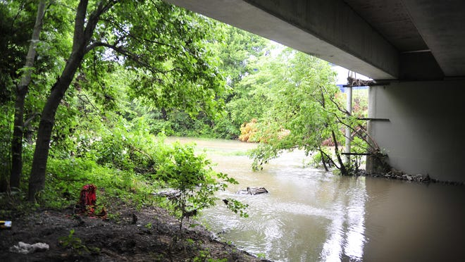 Mill Creek, which runs through Antioch, does not have a robust watershed alliance advocating for its protection.