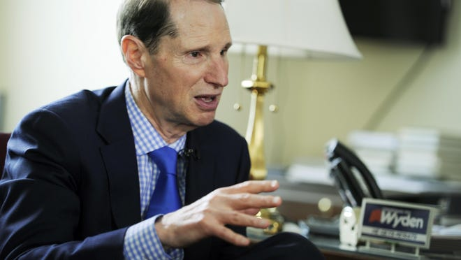 Oregon Sen. Ron Wyden is traveling to all Seven Wonders of Oregon this coming week.