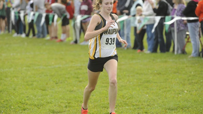 Waupun senior Hannah Smith has a passion for running and is looking to make her second straight trip to the WIAA State Track and Field Meet.