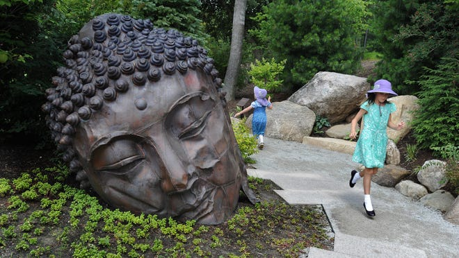 Frederik Meijer Gardens & Sculpture Park in western Michigan has opened a new attraction – on the roof.