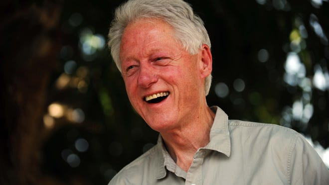 Former President Bill Clinton (Hector Retamal, AFP/Getty Images)