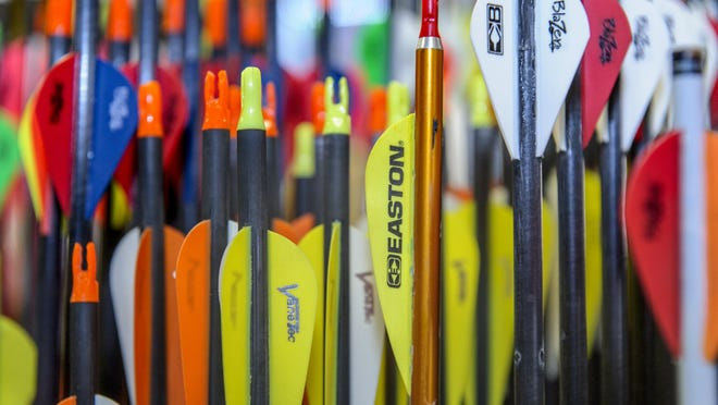 Archery Field and Sports in Altoona offers an archery indoor and outdoor range, also paintball.