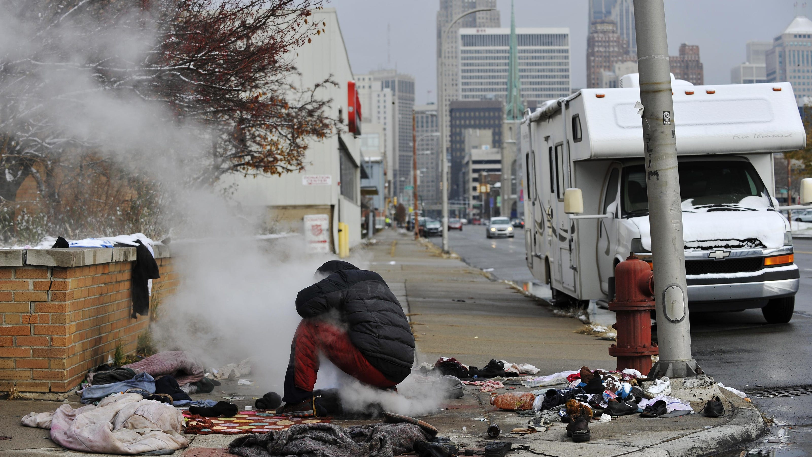Folsom: The path to poverty in Detroit