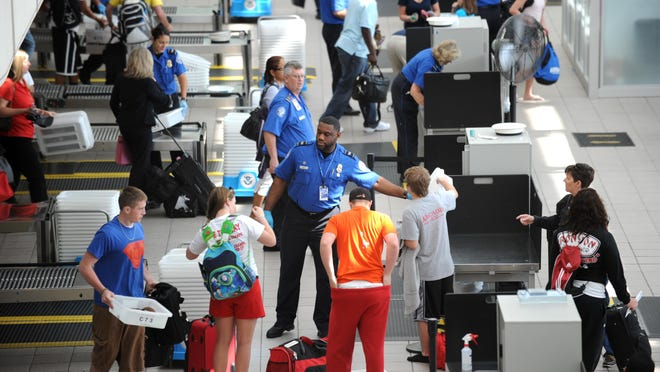 More than 2.5 million people will travel each day from June 1 through Aug. 31, according to Airlines for America, an industry group.