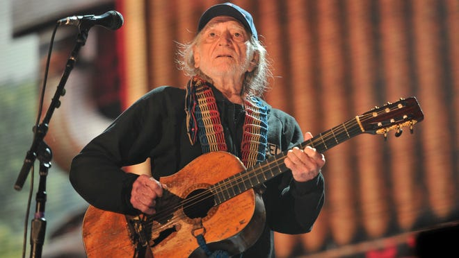 Willie Nelson  (Photo by Rob Grabowski/Invision/AP)