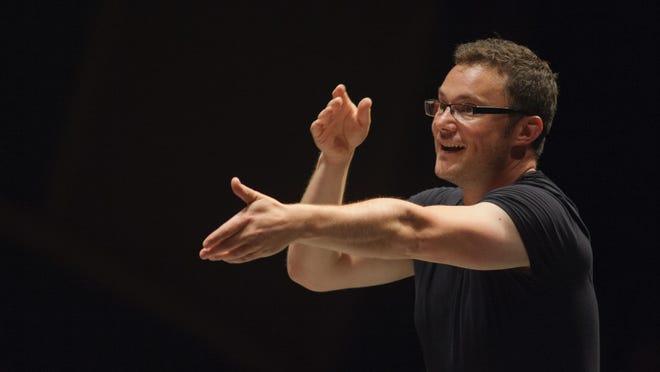 Matthew Halls will conduct the historic Mozarteum Orchestra of Salzburg on Nov. 27 at NJPAC.