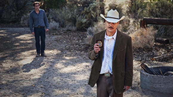 """Jake Gyllenhaal and Michael Shannon star in """"Nocturnal Animals."""""""