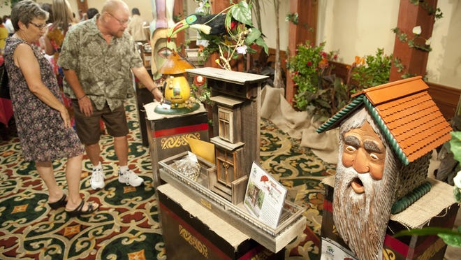 The 12th annual Habitat for Humanity Tulare/Kings Counties Birdhouse Auction is set for Friday, March 31 at the Wyndham Hotel in Visalia.