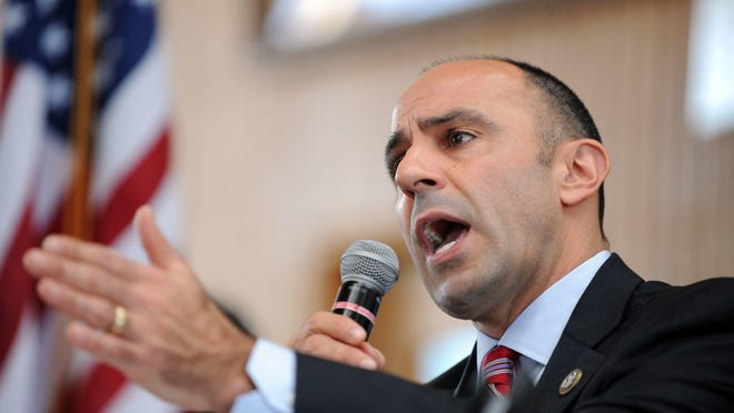 FILE: U.S. Rep. Jimmy Panetta (D-Carmel Valley).
