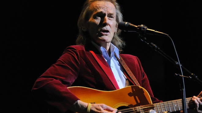 Gordon Lightfoot is coming to the Historic Elsinore Theatre 8 to 10 p.m. June 12. $49 to $69.