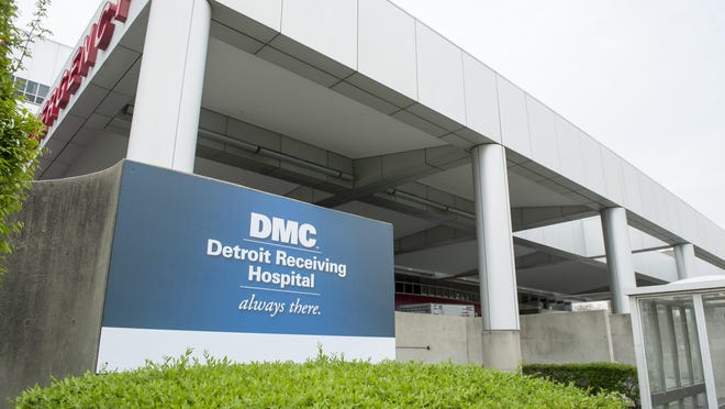 Detroit Receiving Hospital is under inspection Wednesday after it failed afederal review in October when investigators found multiple cases involving contaminated instruments and other infectioncontrol violations, according to an inspection report released by the federal governmentWednesday.