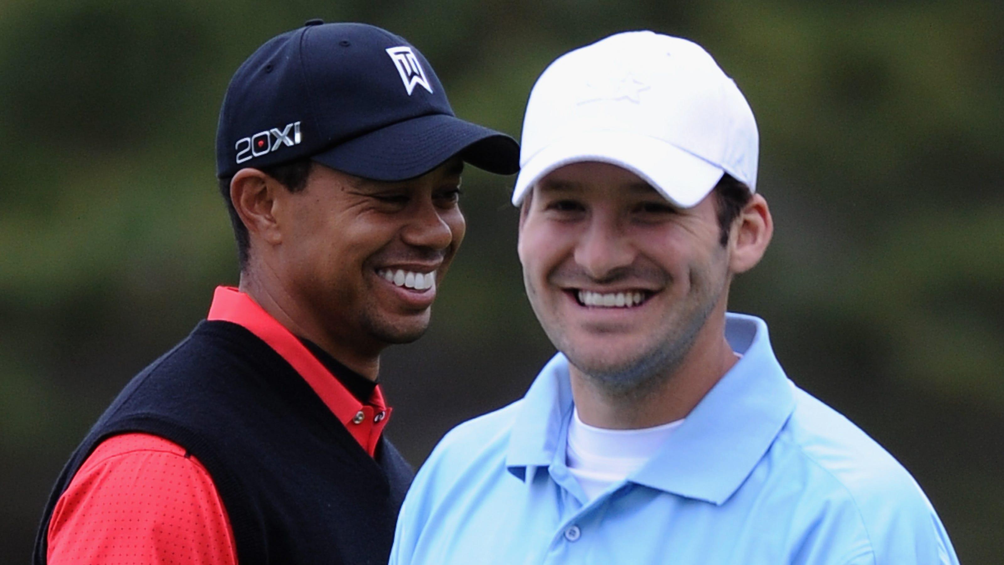 Curse Tony Romo for agreeing to play in PGA Tour's Byron Nelson| Opinion - Detroit Free Press