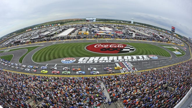 North Carolina governor Roy Cooper says NASCAR can go forward with the Coca-Cola 600 at Charlotte Motor Speedway at the end of May so long as health conditions do not deteriorate in the state.