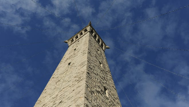 The Pilgrim Monument in Provincetown is again open for climbing.