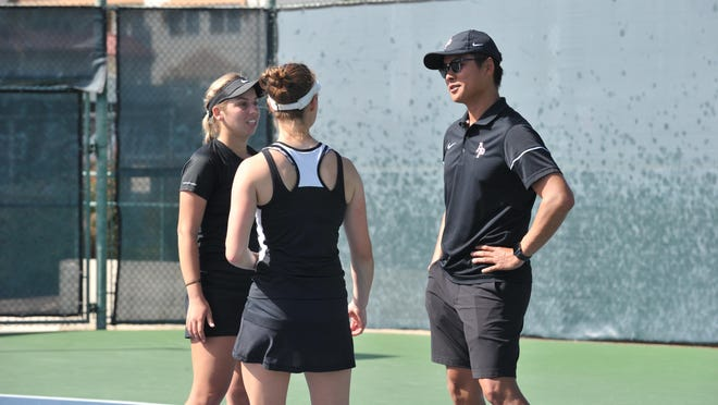 Former Azusa Pacific assistant coach Kirby Ronning has been named Washburn's men's and women's head tennis coach.