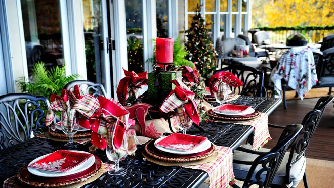 Beta Sigma Phi Sorority's North Augusta Christmas Tour of Homes will not be held for 2020. The holiday event in 2012 featured the holiday decorations of Kim Rogers' North Augusta home overlooking the Savannah River.