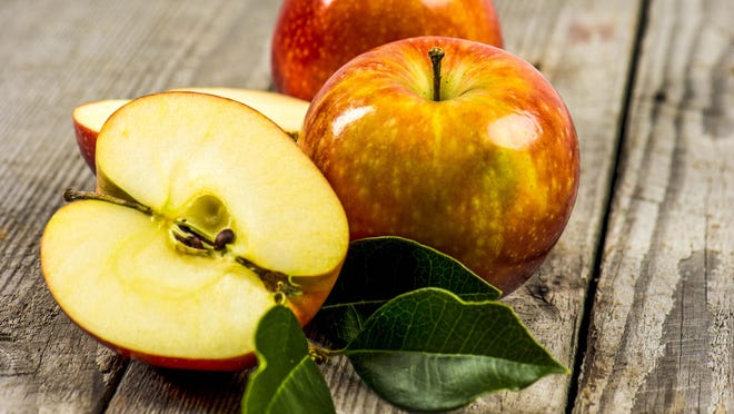 Apples are great in many forms, especially fruit bars.
