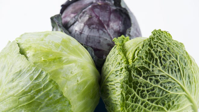 Cabbage can be the base for many dishes from salads to soup and much more.