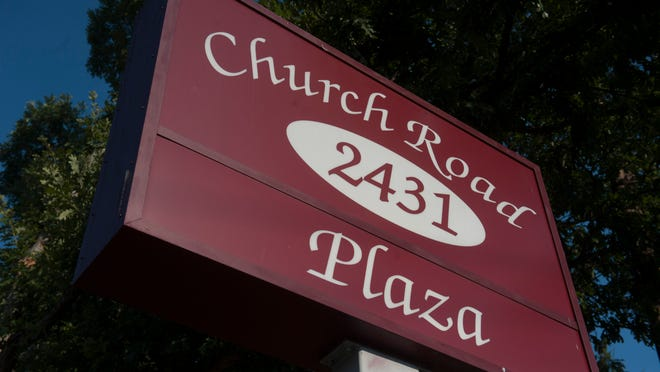 Church Road Plaza in Cherry Hill for storefront. Thursday, September 18, 2014.