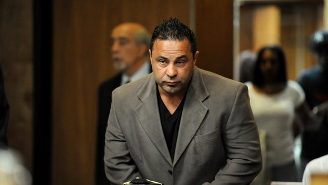Joe Giudice, sentenced to 41 months in prison for fraud, also faces fake ID charges.