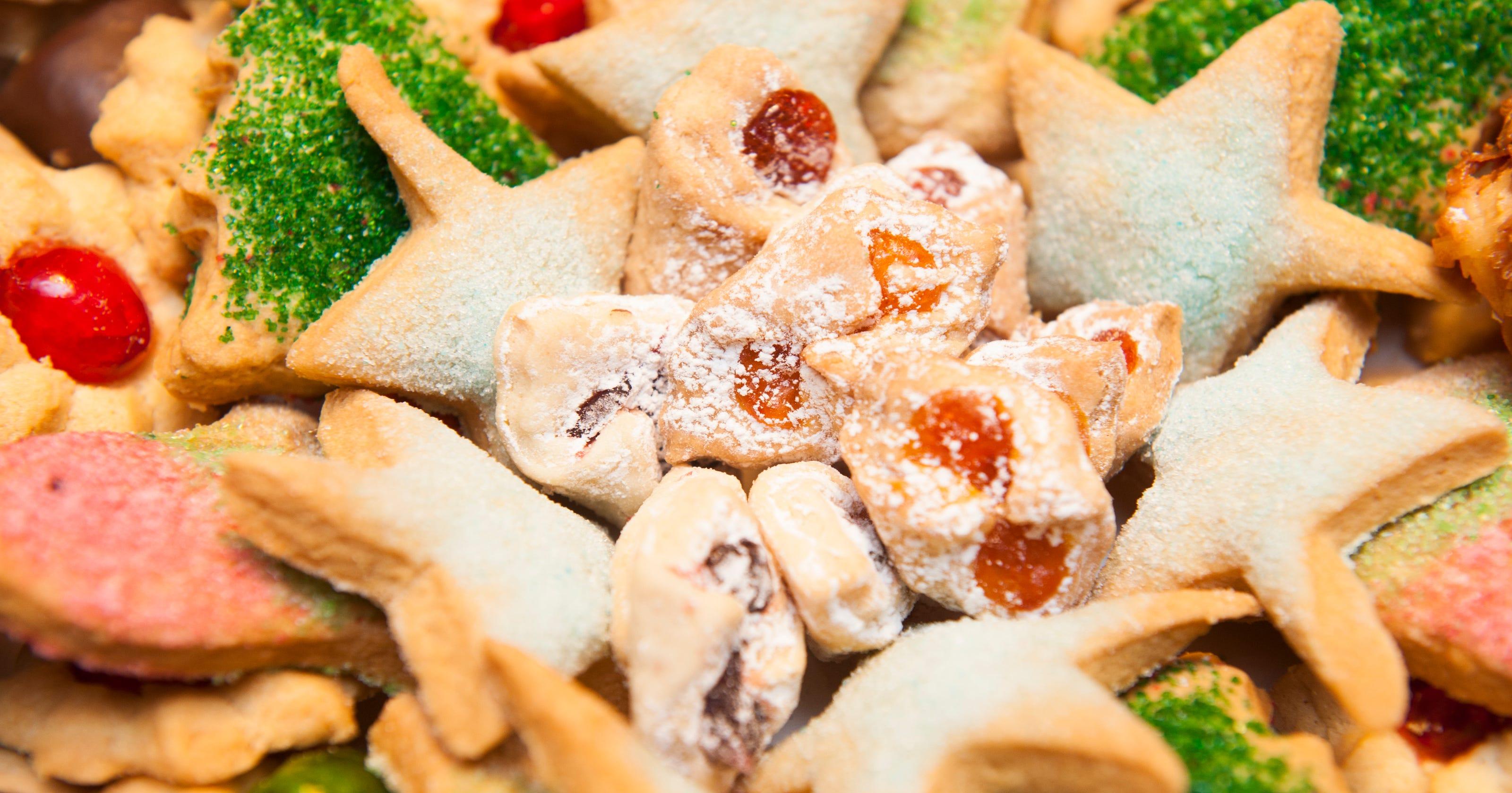 Recipe German Springerle Cookies