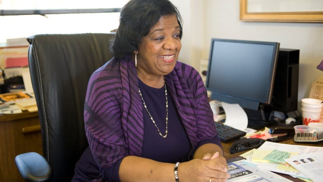 File: Sandra Turner-Barnes, former head of the Camden County Cultural and Heritage Commission.