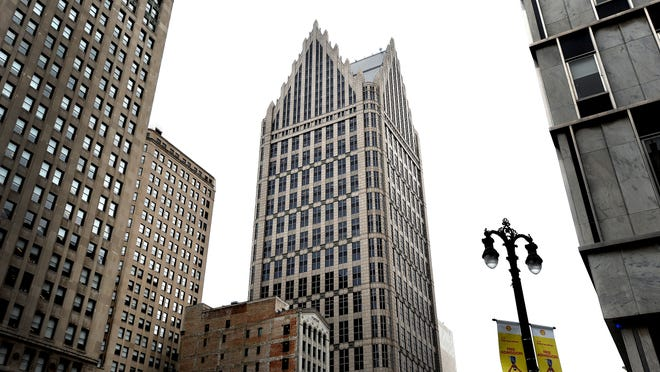 One Detroit Center will be renamed Ally Detroit Center following the move.