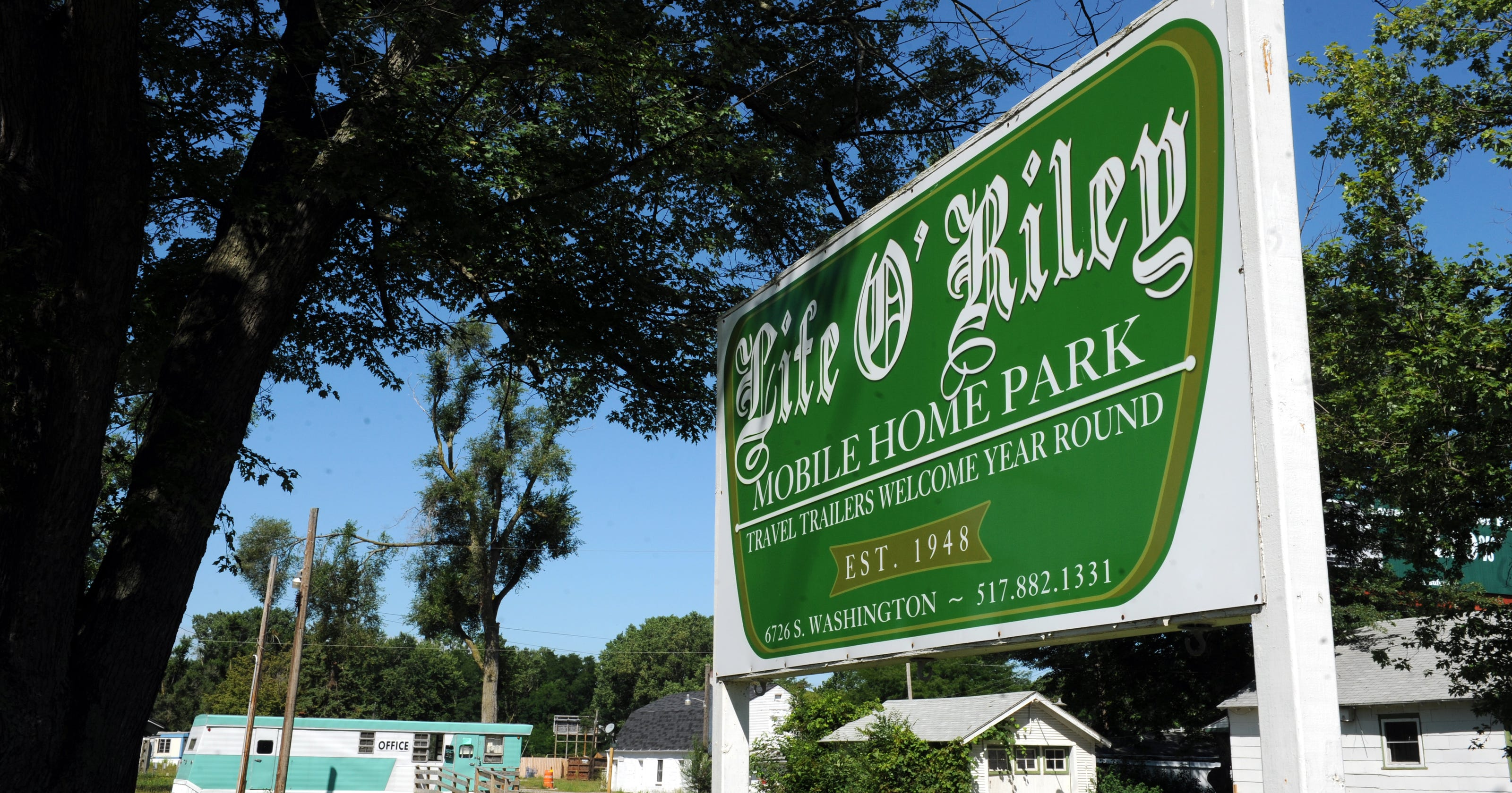 Fabulous Michigan House Oks Mobile Home Park Inspection Bill Home Interior And Landscaping Fragforummapetitesourisinfo