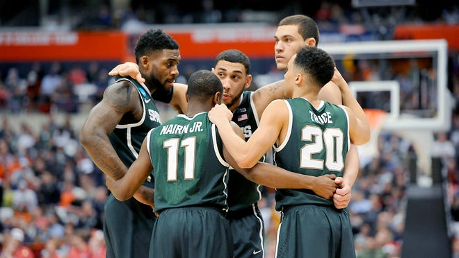 MSU is the most 'likable' team in the Final Four.