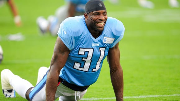 The Titans will be looking for a new emotional leader with Bernard Pollard out for the season with an Achilles injury.